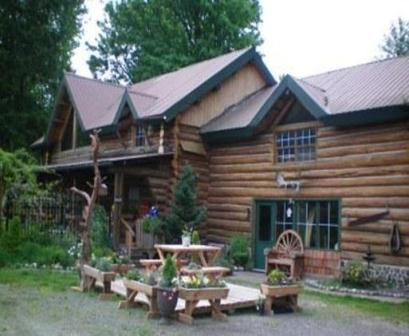 The Log Cabin Bed and Breakfast