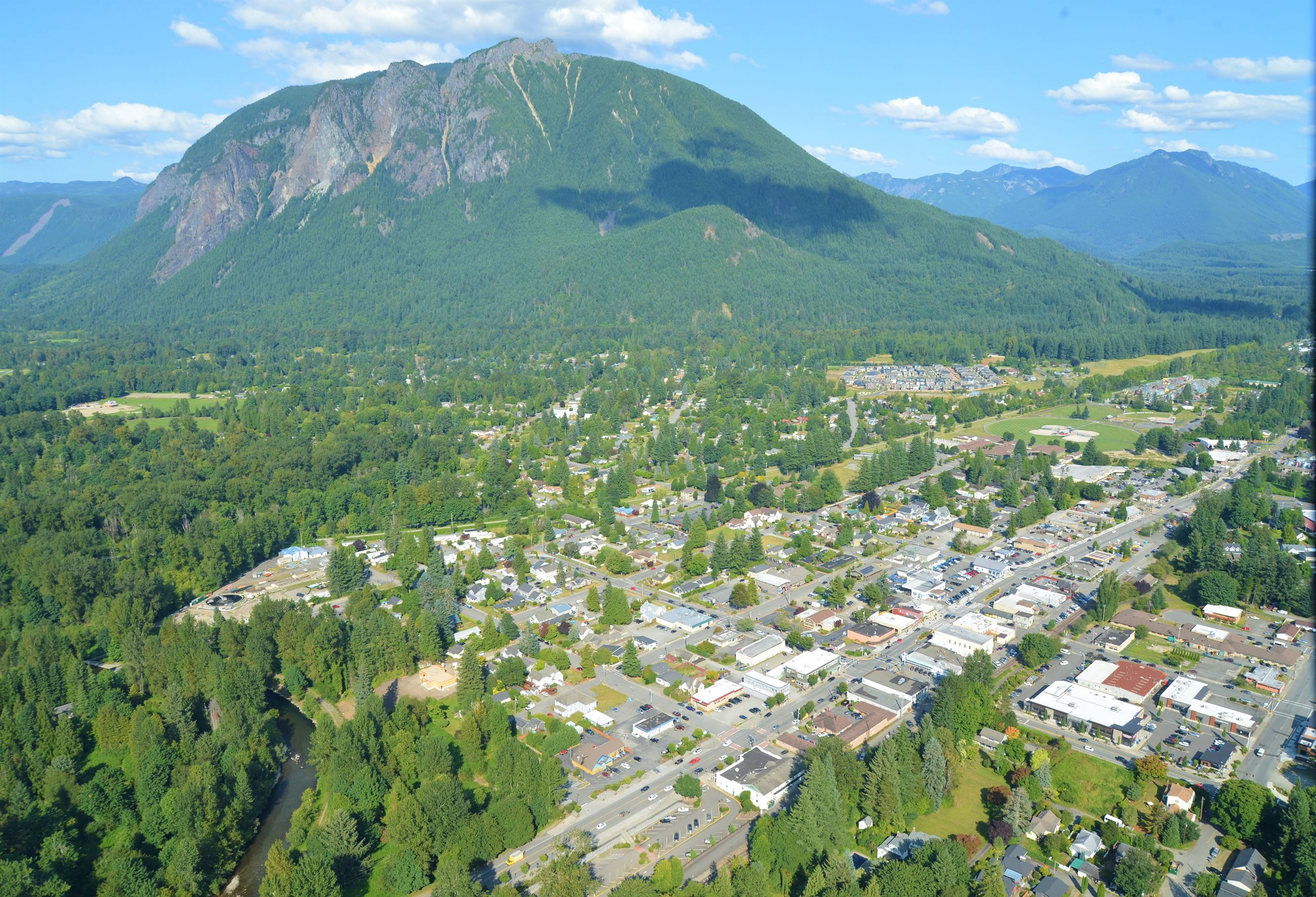 Downtown North Bend-7-2019 1